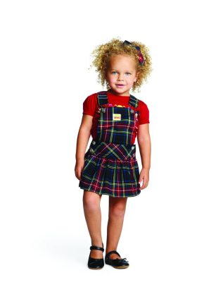 I wish my clothes were this cute as a kid...I was wearing the 90's grunge... :/