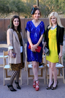 Phoenix Fashion Week with Hannah & Heather of @HeroineChicGirl & @LAFashionSnob